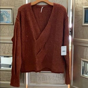 NWT! Free people sweater!